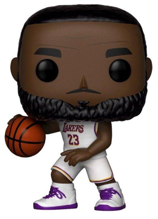 Фигурка Funko POP! NBA: Lakers - Lebron James (White Uniform) 37271