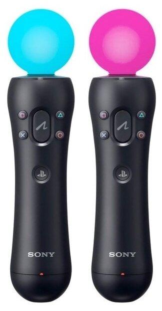 Датчик движения Sony Move Motion Controllers Two Pack (CECH-ZCM2E) — купить по выгодной цене на Яндекс.Маркете