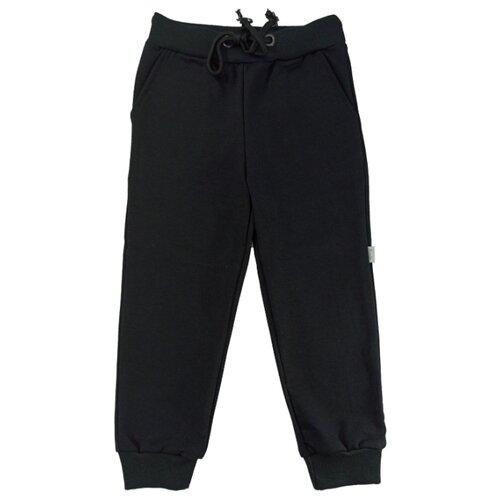 Купить Брюки Папитто размер 92, черный, Брюки и шорты