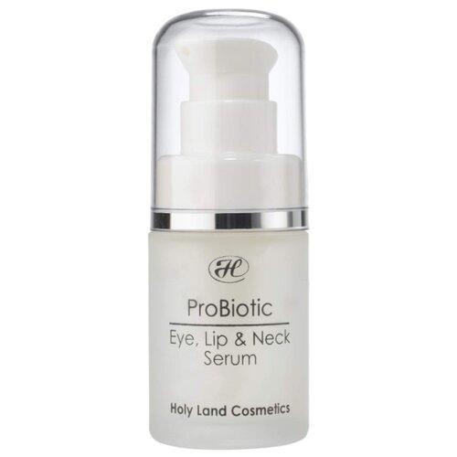 Holy Land Сыворотка для век, губ и шеи PROBIOTIC Eye, Lip & Neck Serum 20 мл holy land probiotic eye lip