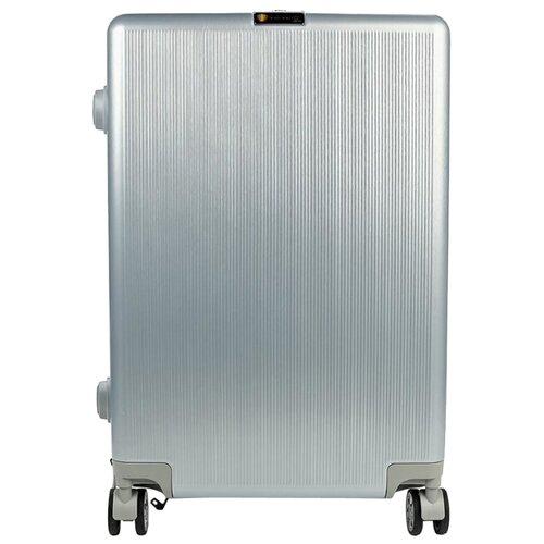 Чемодан Sun Voyage BOX M 68 л, silver чемодан sun voyage sv034 ac133 m