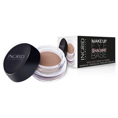 Ingrid Cosmetics База под тени для век Makeup Shadow Eye Base HD Beauty Innovation 5 г бежевый