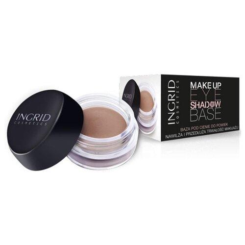 Фото - Ingrid Cosmetics База под тени для век Makeup Shadow Eye Base HD Beauty Innovation 5 г бежевый база под тени eyeshadow base 9мл