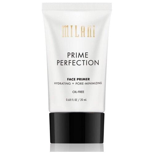 Milani Увлажняющий минеральный праймер Prime Perfection Hydrating + Pore-minimizing 20 мл белый недорого