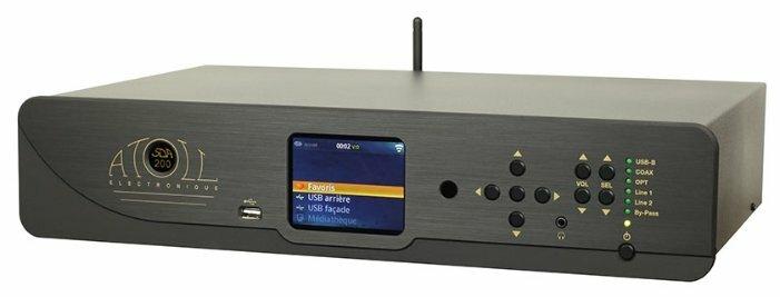 Сетевой аудиоплеер ATOLL ELECTRONIQUE SDA200