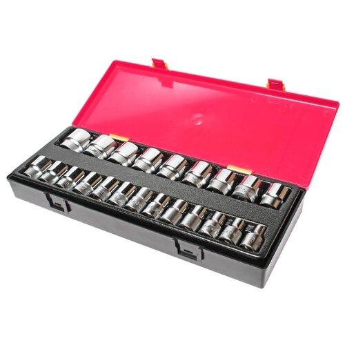 Набор торцевых головок JTC AUTO TOOLS JTC-K4221 22 шт. набор предохранителей 105 шт jtc auto tools jtc 2023