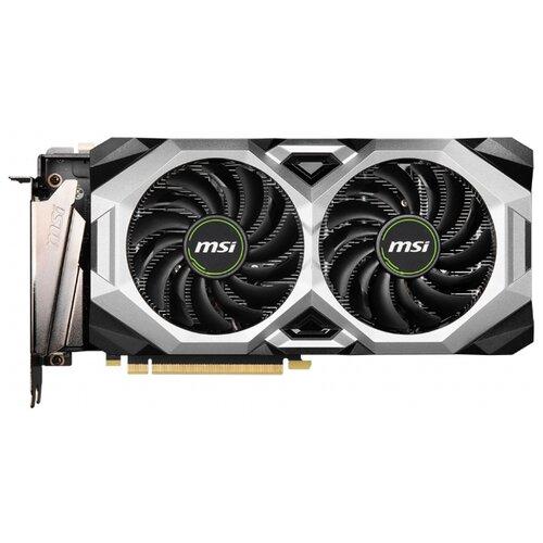 Купить Видеокарта MSI GeForce RTX 2080 SUPER 1830MHz PCI-E 3.0 8192MB 15500MHz 256 bit 3xDisplayPort HDMI HDCP VENTUS XS OC Retail