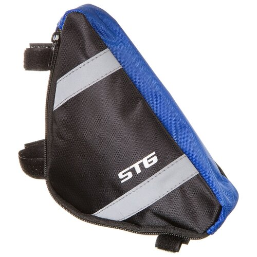 цена на Велосумка STG под раму 12490, синий