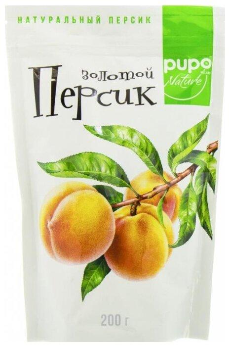 Фрукты сушёные PUPO Персик золотой, 200 гр.