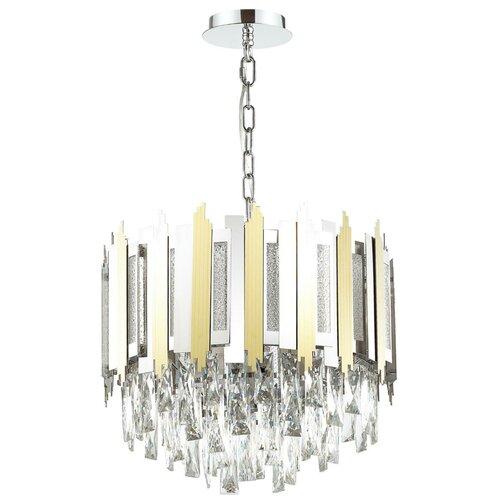 Люстра Odeon Light RUNA 4635/5, E14, 200 Вт, кол-во ламп: 5 шт., цвет арматуры: хром