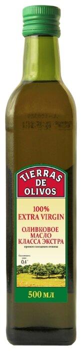 TIERRAS DE OLIVOS Масло оливковое Extra Virgin