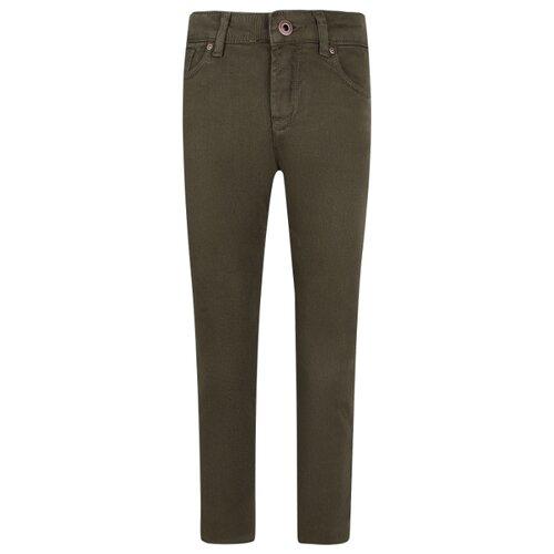 Джинсы EMPORIO ARMANI размер 134, 0557 хаки джинсы женские armani a5j07h1115 aj