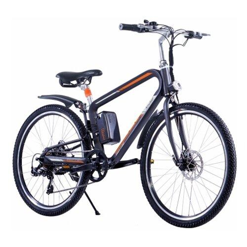 Электровелосипед Airwheel R8P 214.6Wh черный (требует финальной сборки)