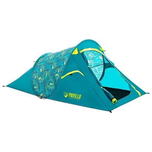Палатка Bestway Coolrock 2 Pop-Up 68098 бирюзовый