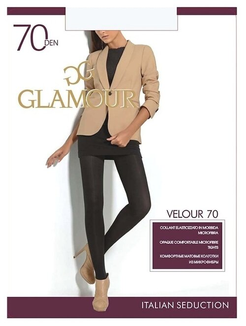 Колготки Glamour Velour 70 den