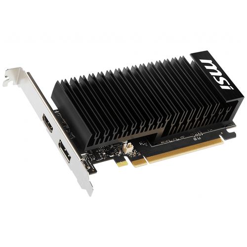Видеокарта MSI GeForce GT 1030 2GHD4 LP OC 2GB, Retail