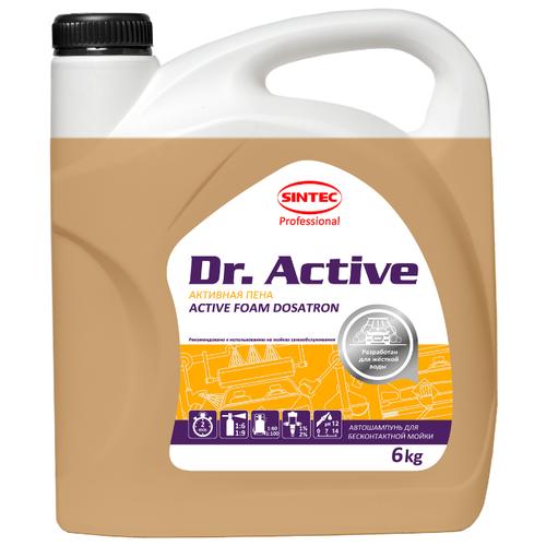 SINTEC Активная пена для бесконтактной мойки Active Foam Dosatron 6 кг