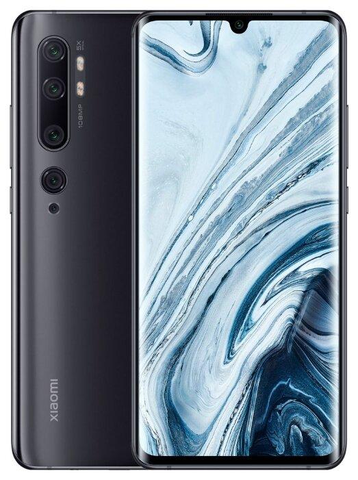 Xiaomi Mi Note 10 Pro 8/256Gb Midnight Black (черный) Global Version