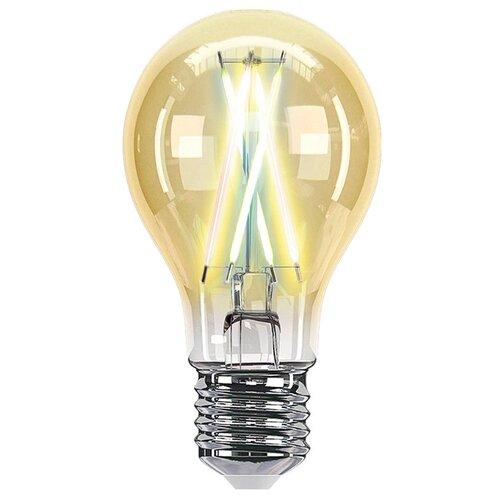 Лампа светодиодная HIPER IoT Filament Vintage, E27, A60, 7Вт hiper iot a60