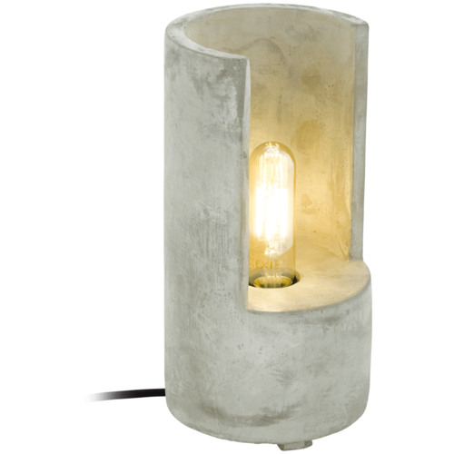 Фото - Настольная лампа Eglo Lynton 49111, 60 Вт настольная лампа eglo montalbano 98381 60 вт
