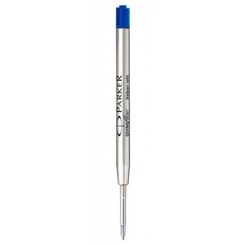 Купить Стержень для шариковой ручки PARKER QuinkFlow Bp Z08 F 0.8 мм (1 шт.) синий, Стержни, чернила для ручек