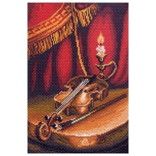Купить Скрипка Рисунок на канве 28/37 28х37 (18х27) Матренин Посад 1400, Матрёнин Посад, Канва