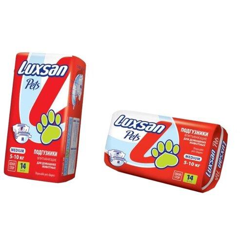 Подгузники для собак Luxsan Pets Medium 14 шт.