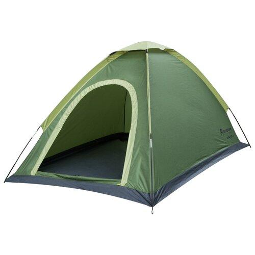 Палатка OUTVENTURE Monodome 2 болотный outventure гамак outventure