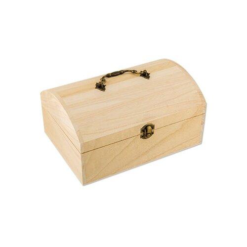 Купить Mr. Carving Заготовка для декорирования Коробка BB-031 бежевый, Декоративные элементы и материалы