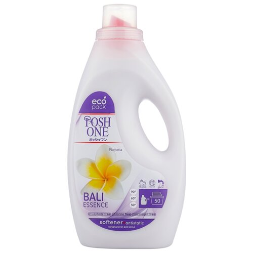 Posh One Кондиционер для белья Bali Essence, 2 л, флакон posh one