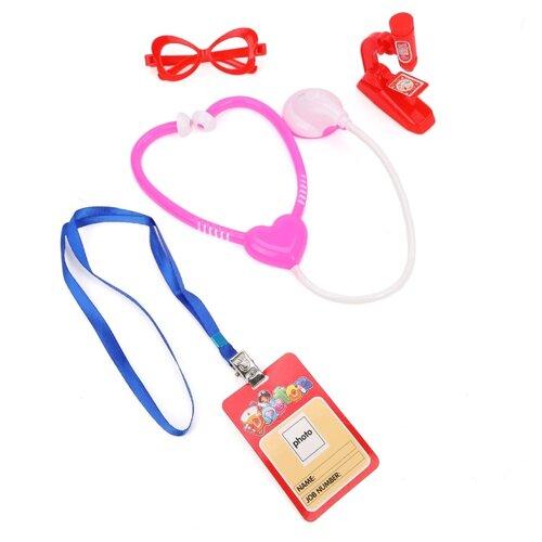 Купить Набор доктора Наша игрушка 641834, Играем в доктора