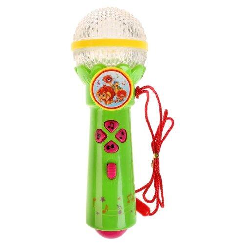Умка микрофон B1252960-R8 зеленый умка микрофон a848 h05031 r9