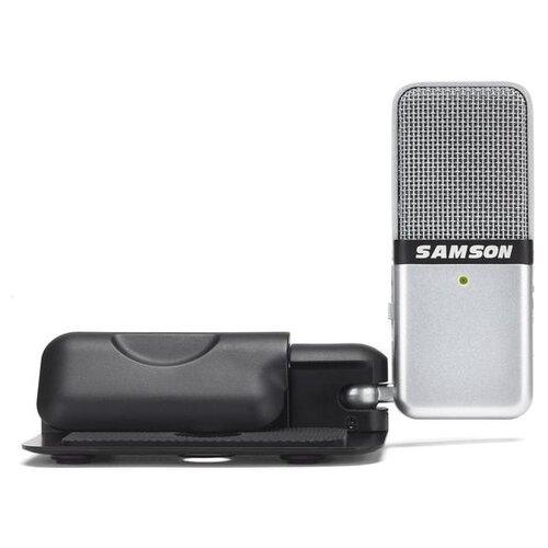 Микрофон Samson Go Mic, серый