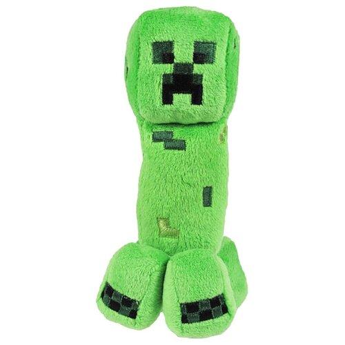 Мягкая игрушка Jazwares Minecraft Крипер 18 см