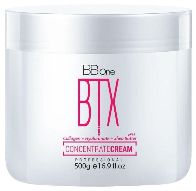 BB One крем-ботокс для волос BTX Concentrate Cream шаг 2 — цены на Яндекс.Маркете