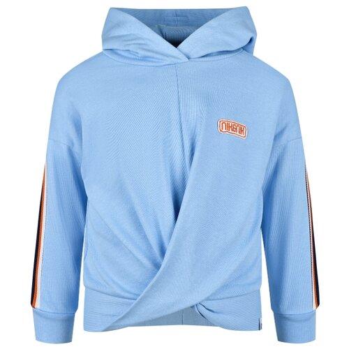 Купить Худи NIK&NIK размер 128, голубой, Толстовки