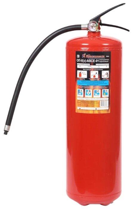 порошковый огнетушитель Ярпожинвест ОП-8(з)
