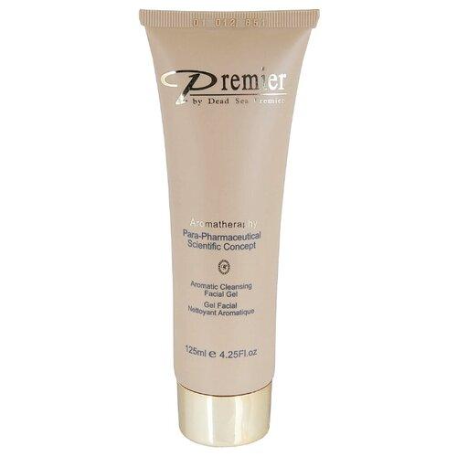 Premier Dead Sea Очищающий гель для умывания проблемной кожи лица Aromatic Cleansing Facial Gel, 125мл