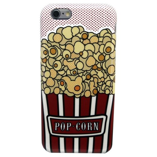 Фото - Чехол-накладка Benjamins BJ6PPOPCORN для Apple iPhone 6 Plus/iPhone 6S Plus popcorn чехол накладка sensocase 100080 защитное стекло для apple iphone 6 plus iphone 6s plus лыжный спорт 2