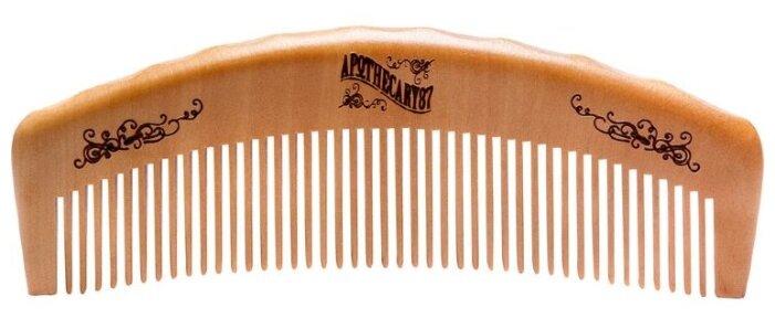 Расческа для бороды и волос головы Apothecary