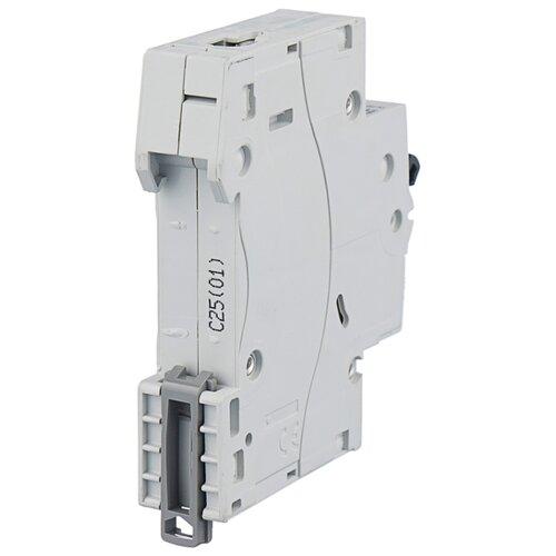 Автоматический выключатель Legrand RX3 1P (C) 4,5kA 25 А автомат legrand rx3 419669 1p 50 а тип c 4 5 ка 230 в на din рейку