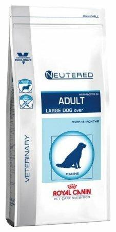 Корм для стерилизованных собак Royal Canin при избыточном весе, для здоровья костей и суставов (для крупных пород)