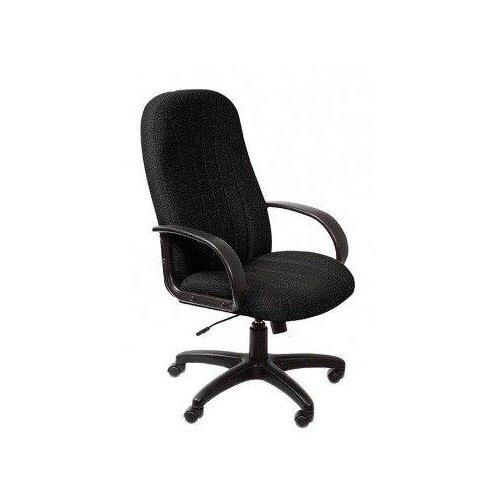 Компьютерное кресло Бюрократ T-898 для руководителя, обивка: текстиль, цвет: черный