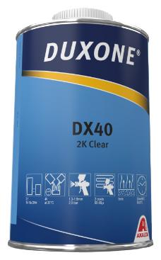 Автомобильный лак DUXONE DX40 2K Clear