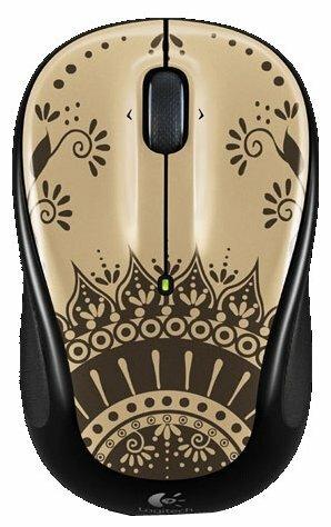 Мышь Logitech Wireless Mouse M325 India Jewel Grey-Black USB