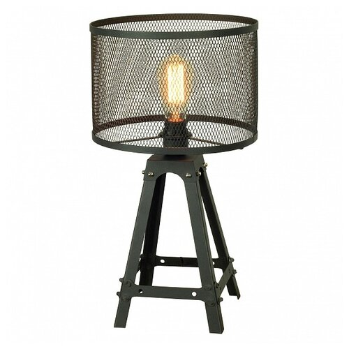 Настольная лампа Lussole Parker LSP-9886, 60 Вт