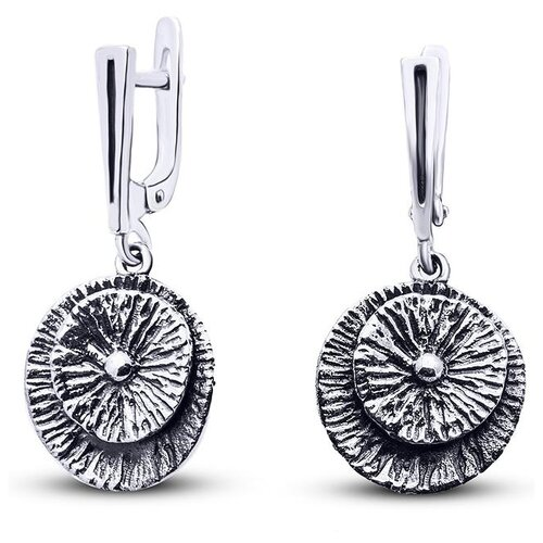 Silver WINGS Серьги из серебра 22e345-b-179-246 silver wings подвеска из серебра 23p204 b 179 246