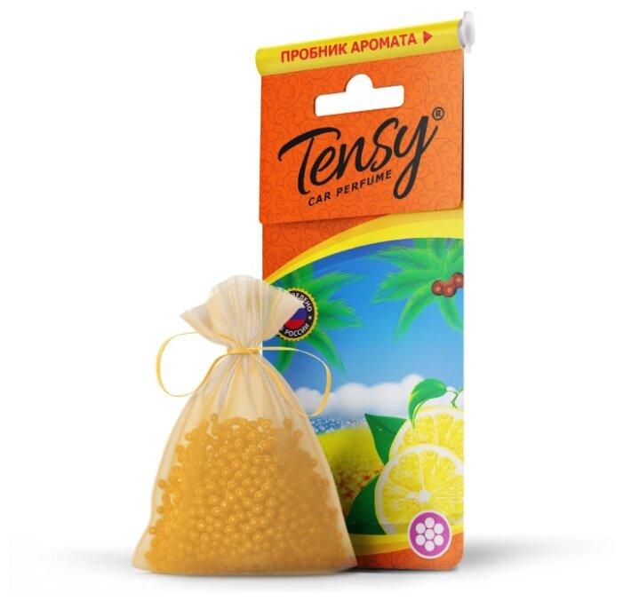 Tensy Ароматизатор для автомобиля, TTE-04, Лимон 35 г