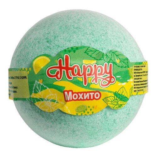 Купить Бурлящий шар для ванн Laboratory KATRIN Happy Мохито 130 г, Лаборатория Катрин