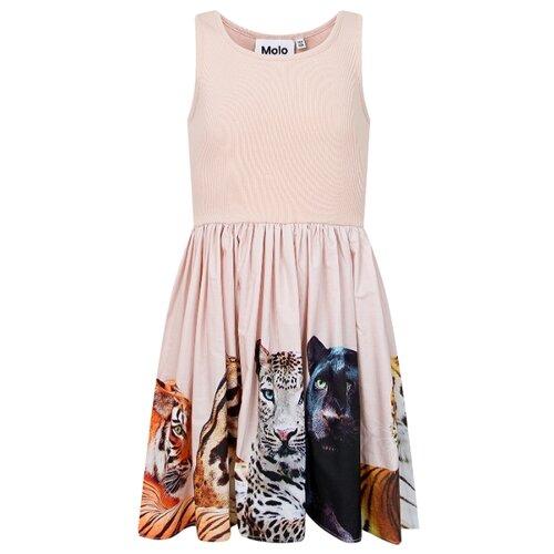 Платье Molo размер 92-98, розовый
